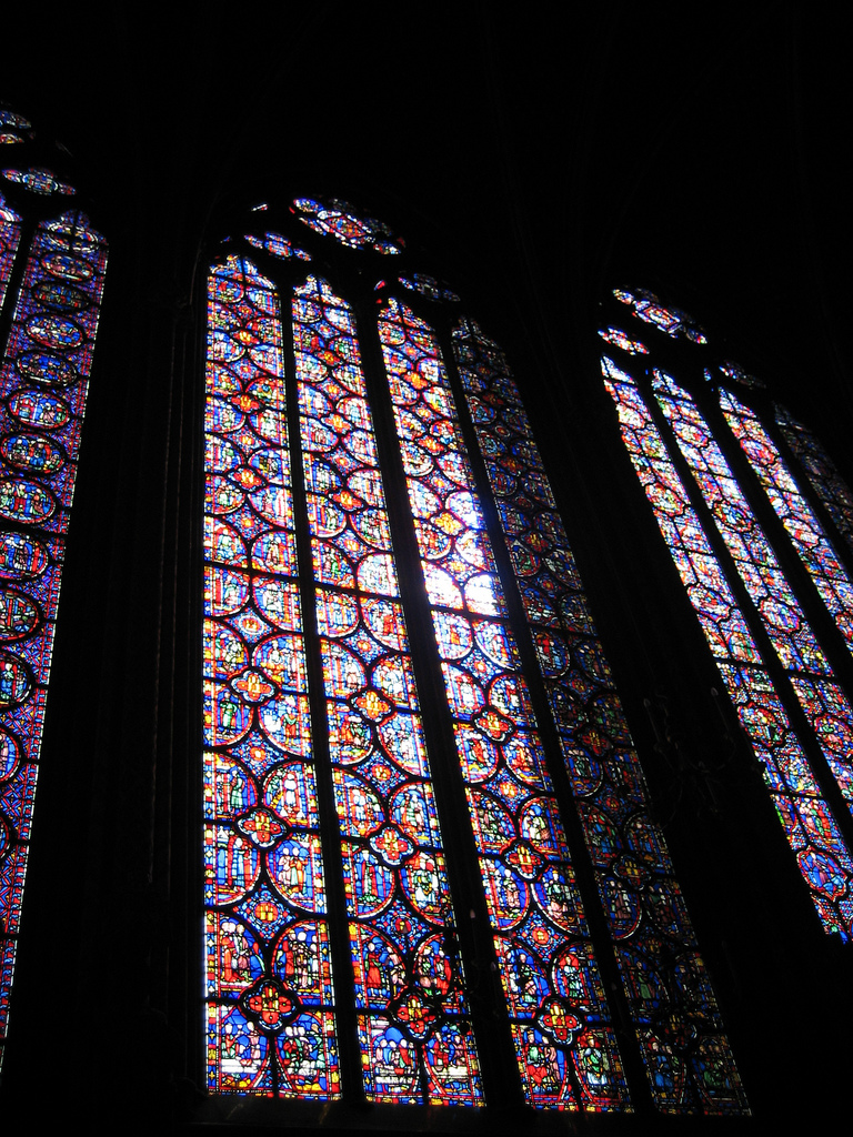 Saint Chapelle - by TracyElaine