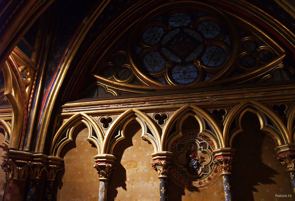 Saint Chapelle - by joriavlis