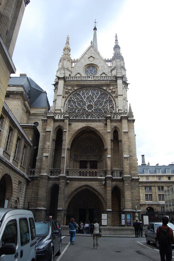 Saint Chapelle -  by su-lin