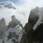 Skały Mont Blanc by Republicanito