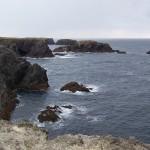 Skaliste wybrzeże Morbihan by steve.grosbois