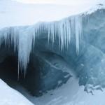 Sople lodowca Mer de Glace -  by jeffedoe