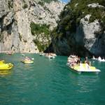 Sporty wodne w Kanionie Verdon - by cruz_fr