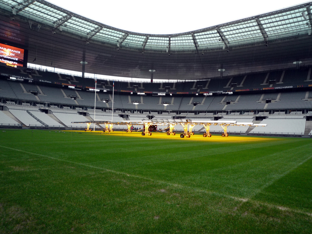 Stadion Stade de France  by Passion Leica