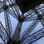 Stojąc pod wieżą Eiffla by bortescristian