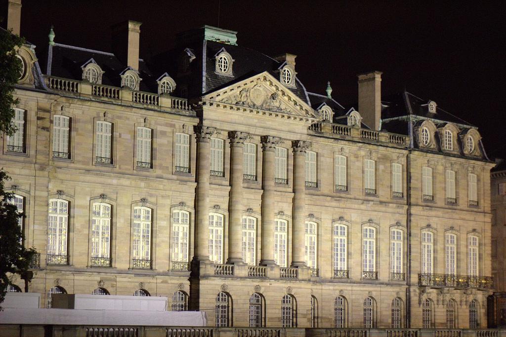 Strasburg - Palais des Rohan by frefred34