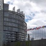 Strasburg - Parlament Europejski by John & Mel Kots