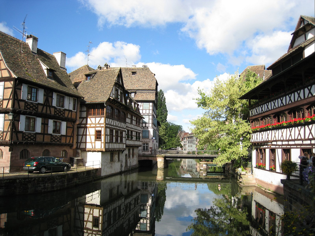 Strasburg - Petite Franceby - tuxophil