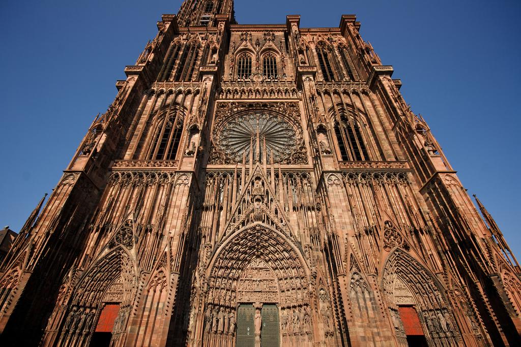 Strasburg - katedra Notre dame by Nick in exsilio