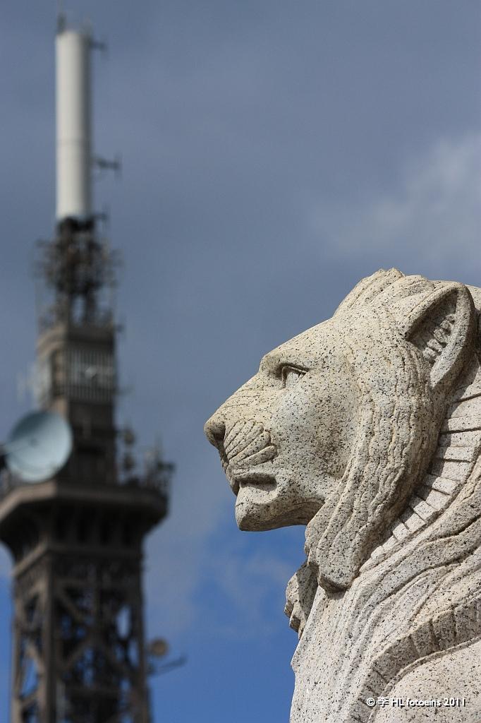 Tour Matalique Lyon - by fotoeins