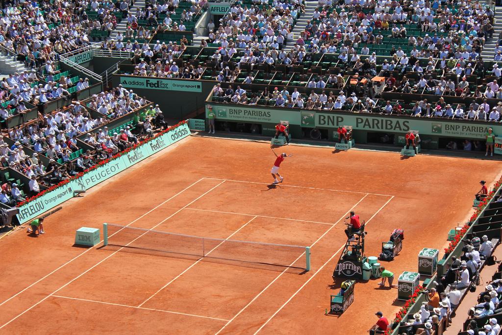 Turniej French Open we Francji by Destination Europe