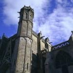 Twierdza Carcassone we Francji by manuesf