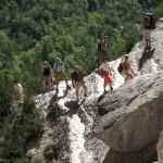 Wędrówka wzdłóż Kanionu Verdon - by Cyklista Dalibor