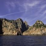 Widok rezerwatu Scandola - by plexibar