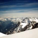 Widok z Mont Blanc by twiga269 ॐ FreeTIBET