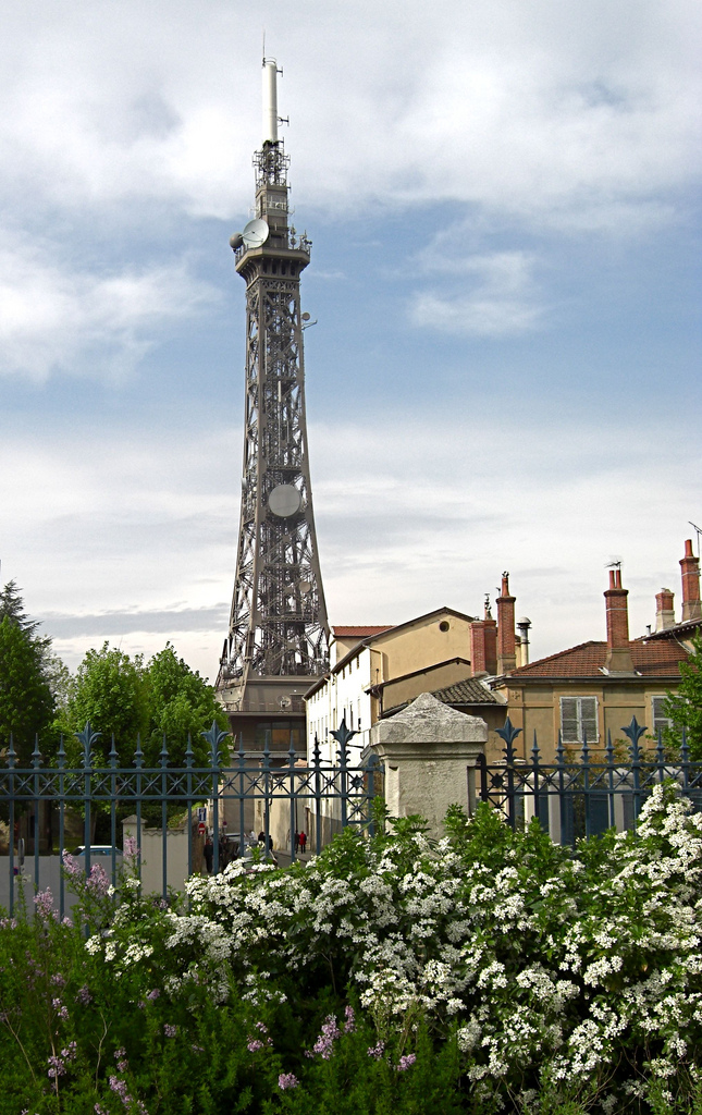 'Lyon's Eifel Tower'
