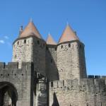 Wieże Carcassone by wfeiden