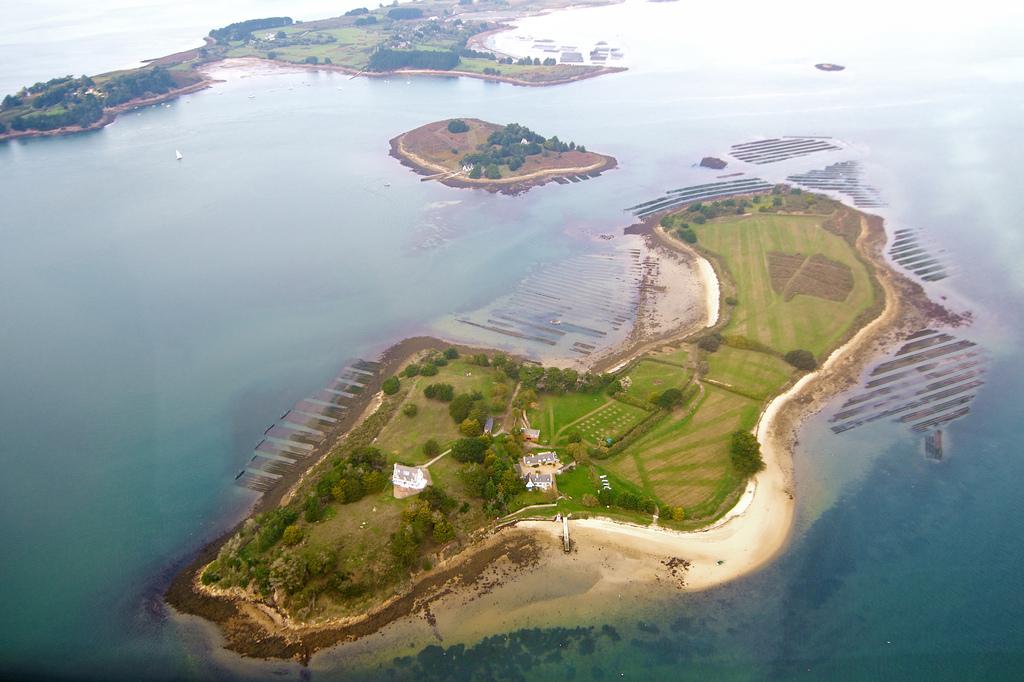 Wyspy na Małym Morzu - Morbihanie we Francji by pblome