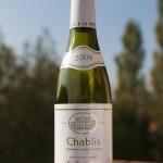 Wytrawne wino Chablis by Michal Osmenda