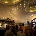Zabytwoa kawiarnia w Paryżu by KatherineKenny