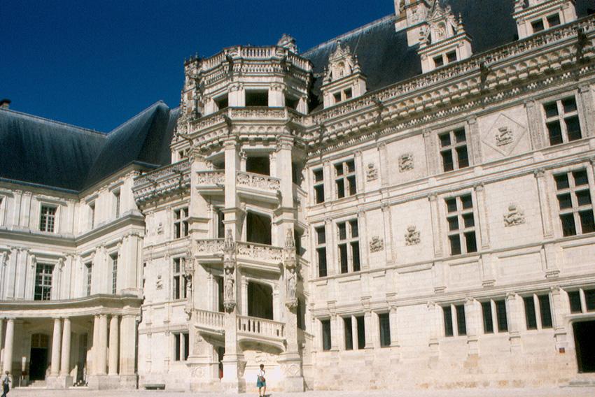 Zamek Bois - Francja - by roger4336