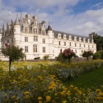Zamek Chenonceaux by mll