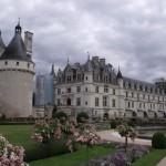 Zamek Chenonceaux w Dolinie Loary by ell brown