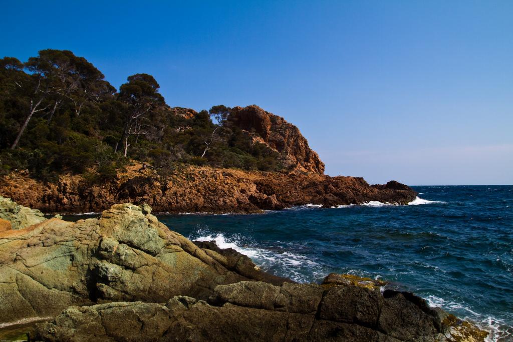 le Dramont - Francja - Lazurowe Wybrzeże - by Photos de Daniel