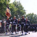 pochód wojsk - święto bastylii - by escalepade