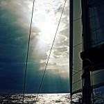 Żeglując na Lazurowym Wybrzeżu by edoardocosta