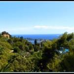 Bogata roślinność Lazurowego Wybrzeża by CHRIS230