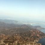 Lazurowe Wybrzeże - Riwiera Francuska - Widok z Samolotu by etnobofin