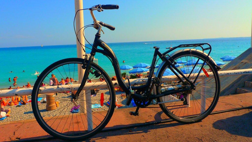 Rowerem po Lazurowym Wybrzeżu by ioulios