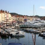 Saint Tropez - Przystań Jachtowa - Lazurowe Wybrzeże by BobTheCorkDwarf