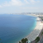 Wybrzeże Nicei - Riwiera Francuska by Wilson Loo