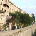 Średniowieczny Mur - Saint Paul de Vence - by freefotouk
