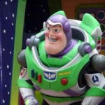 Buzz Astral - Disneyland -  by Rojer