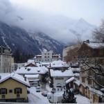 Chamonix zimą - by gforbes