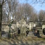 Cmentarz Pere Lachaise - Nagrobki - by Olivier Bruchez