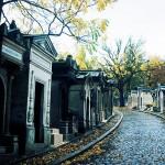 Cmentarz Pere Lachaise - Paryż - Francja - by Lupo Lupo