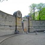 Cmentarz Pere Lachaise - Paryż - Francja - by jdv+