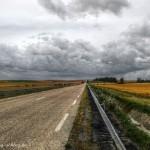 Długa prosta przez Szampanie - by Wanderlinse