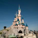 Disneyland - Paryż - Pałac - by CoenV