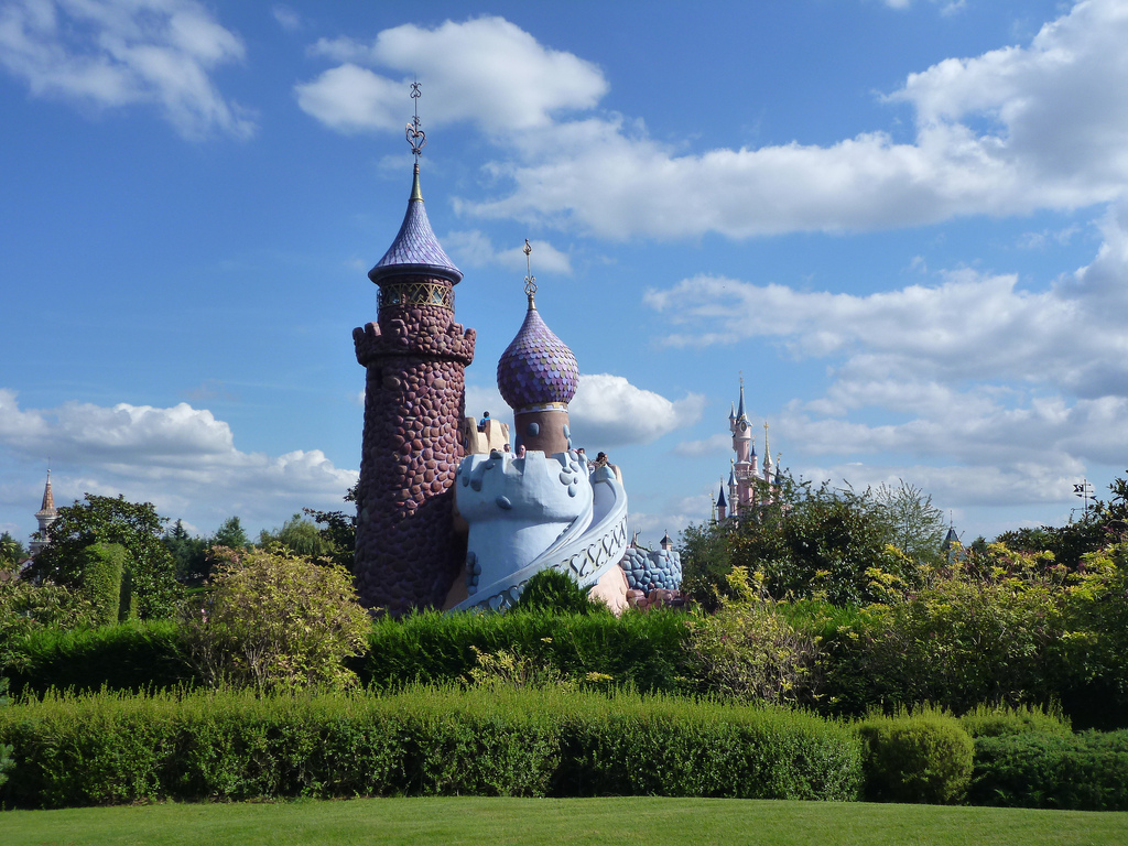 Disneyland - by b00nj