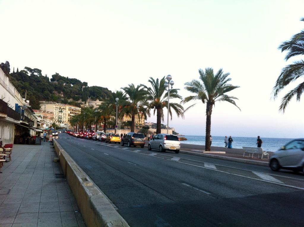 Droga w Nicei - by Darcie