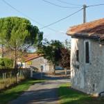 Wieś na terenie Szampanii