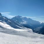 Góry w okolicach Chamonix we Francji - by John & Mel Kots