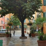 Gdzieś w centrum Grasse we Francji - by Martin Hapl