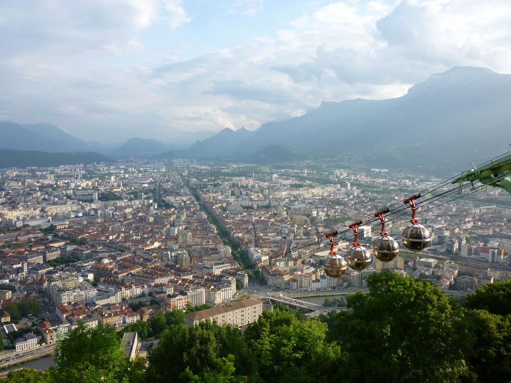 Grenoble - Francja - by rsalveti