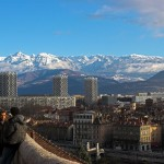 Grenoble - by WhyNotThisOne